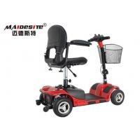 Buy cheap Home Care Lightweight Mobility Scooter , Battery Operated Scooter For Handicapped product