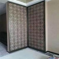 Buy cheap interior decorative wall covering panels laser cut metal screens made in china product