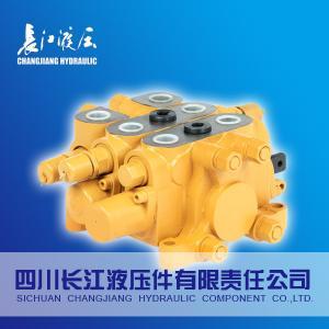 Buy cheap Válvula de controle hidráulica da máquina escavadora da série de Z product