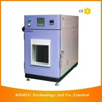 Buy cheap Thermal Shock Test Chamber , Temperature Testing Equipment For Plastic Testing product