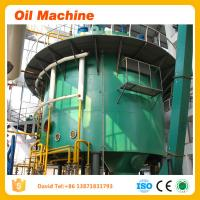 Buy cheap 5-120TPD Corn Germ Oil Refining Machine Crude Oil Refining Equipment Extraction Machine product