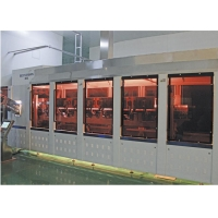 Buy cheap Easy Operation Rotary Bottle Blow Molding Machine product