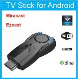 Buy cheap 人間の特徴をもつsmartphoneのタブレットのための最も新しいTVの棒DLNA HDMI Ezcast Miracast product