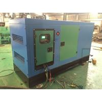 China Silent Diesel Generator 40KW / 50KVA 60Hz Brushless Self-Excited Generator on sale