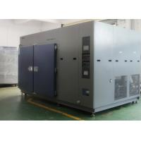 Buy cheap 500L 2 Zone Basket Thermal Cycling Shock Temperature Test Chamber  For Auto Parts product