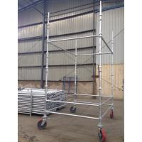 Buy cheap Cuplock scaffolding hot dip galvanized manufactured from China factory from wholesalers