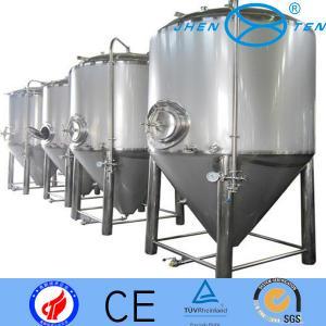 Buy cheap Equipo de los barriles de los tanques de la fermentación del acero inoxidable para la biotecnología farmacéutica product