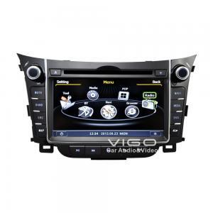 Buy cheap Car Stereo Sat Nav Autoradio Headunit Multimedia For Hyundai I30 C156 product