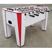 Buy cheap Supplier Standard Soccer Game Table MDF Game Table Steel Play Rod ABS Player product
