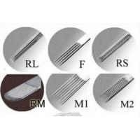 Buy cheap professional  and high quality Pre-made sterile tattoo needles product