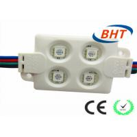 China 1.44W Constant Voltage DC12v Rgb Led Module For Sign And Lightbox And Backlight on sale