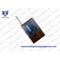 Buy cheap Portable RF Mobile Signal Detector Vibration Alarm For Wireless Camera Scanner from wholesalers
