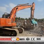 Buy cheap Concreto hidráulico do pulverizer da demolição do alicate do pulverizer de BEIYI BY-HC200 para vendas no bauma 2016 product