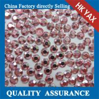 Buy cheap Best seller flat back rhinestud hotfix, korean hotfix rhinestud, wholesale round rhinestud product