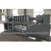 Buy cheap Industrial Scrap Metal Shredder Customizable Capacity With Magnetic Separation System product