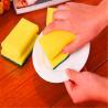 Buy cheap household sponge scourer /good sponge scourer,sponge scouring pad,sponge scourer from wholesalers