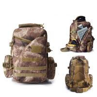 China Climbing Tactical Day Pack Nylon Fabric Travel Mountaineering Bags wholesale