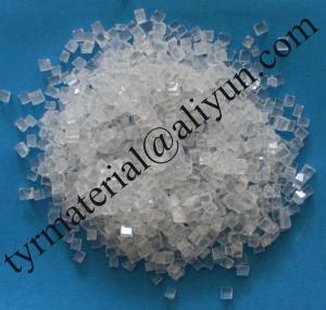 China Magnesium oxide (MgO) crystal granules optics coating material CAS:1309-48-4 on sale