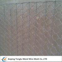 Buy cheap Wire Mesh Gabion Mattress|By Galvanized Wire 80X100 or 60X80 China Manufacturer product