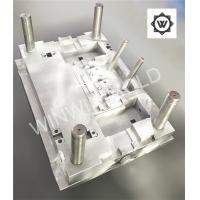 Buy cheap Manifold Electrical Plastic Moulding , 1.2738 HRC32 - 36 Cold Runner Injection Molding product