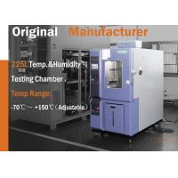 Buy cheap High Low Temperature Controlled Cabinet Industrial Hot Air Circulation Oven product
