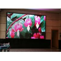 China Commercial Dynamic RGB Indoor LED Screens , Led Tv Advertising Displays on sale
