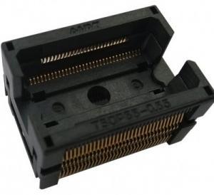 Buy cheap プログラマー アダプターTSOP66のプログラミングのアダプターTSOP66ピン ピッチ0.65mm product