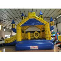 Buy cheap Classic inflatable jumping castle PVC inflatable bouncer castle Digital printing inflatable jumping product