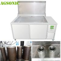 Buy cheap Filter Ultrasonic Cleaner, Filter Washing / Cleaning Machine to Remove Oil  Dust Rust Carbon Dirt product