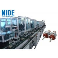 Buy cheap Customized Vacuum Cleanner Rotor Manufactory Production Assembly Line product