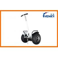 Quality Balancing Stand Up Electric Chariot Scooter Two Wheel Handle Bar for sale