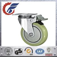 "Buy cheap 5"" medical caster wheel with total lock from china manufacture product"