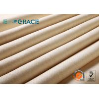 Buy cheap 500g Nomex Aramid Baghouse Dust Filter Material In Cement Industry product