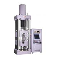 Buy cheap Single Test Space Servo Hydraulic Fatigue Testing Machine 1000kN Maximum Force product
