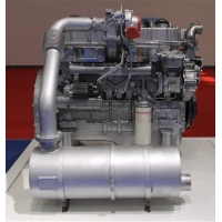 Buy cheap Euro 2 240hp Truck Diesel Engine 6 Cylinders 8.424L Displacement product
