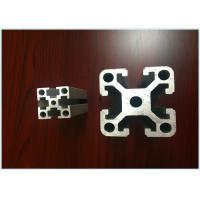 Buy cheap 6063 T5/T6 T-Slotted Aluminum Extrusion For Cutting Bending Electrophoretic from wholesalers