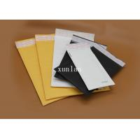 Buy cheap Multi Color Kraft Paper Bubble Mailers , High Security Courier Packing Bags product