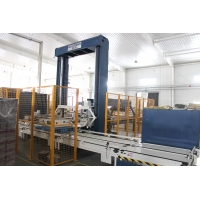 Buy cheap Bags Packing No Pollution 380v Automatic Palletizer Machine product