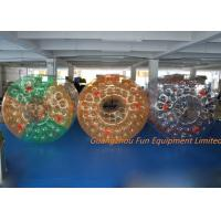 Buy cheap High Quality Inflatbale Water Roller Ball, Rolling Ball On Water product