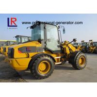Buy cheap WEICHAI Engine Heavy Construction Machinery ,  5000kg load Medium Wheel Loader with 3m³ bucket from wholesalers