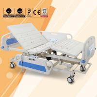 Buy cheap MD-M02 Semi Automatic Hospital Bed , ICU Hospital Bed For Patient product