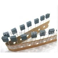 China CL23B Minibox Metallized Polyester Film Capacitor (taping) on sale