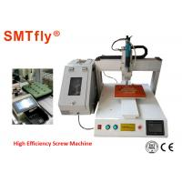Buy cheap Fully Automatic Screw Tightening Machine For Elastic Parts Electricity Power Source product