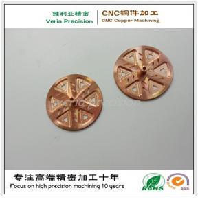 Buy cheap A peça fazendo à máquina de bronze do CNC da precisão/CNC fez à máquina a peça de cobre para a peça sobresselente do hardware product