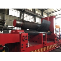 Buy cheap High Efficiency Plate Bending Rolling Machine CNC Hydraulic Drive Reliable Operation product