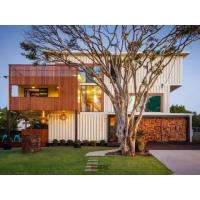 China One Stop Service Small Prefab Homes , Modern Modular Homes Shock Resistance on sale
