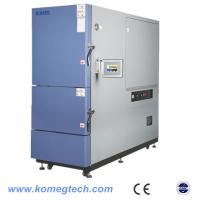 Buy cheap Metal / Plastic / Rubber  316L ESS Chamber Thermal Shock Test Chambers product