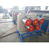 Buy cheap PP / PET Plastic Monofilament Extruder Machine Siemens Motor Stable Working product