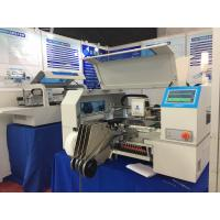 Buy cheap 60 Feeders Benchtop SMT SMD Pick and Place Machine Auto Feeder with 2 CCD cameras from wholesalers