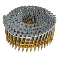 China 2''x.099'' Diamond Point Hot dipped Galvanized  Screw / Ring / Smooth Shank  Pallet Coil Nails on sale